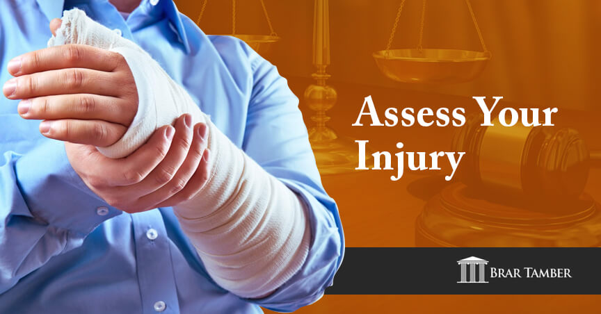 Assess Your Injury