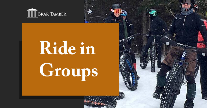 Ride in Groups