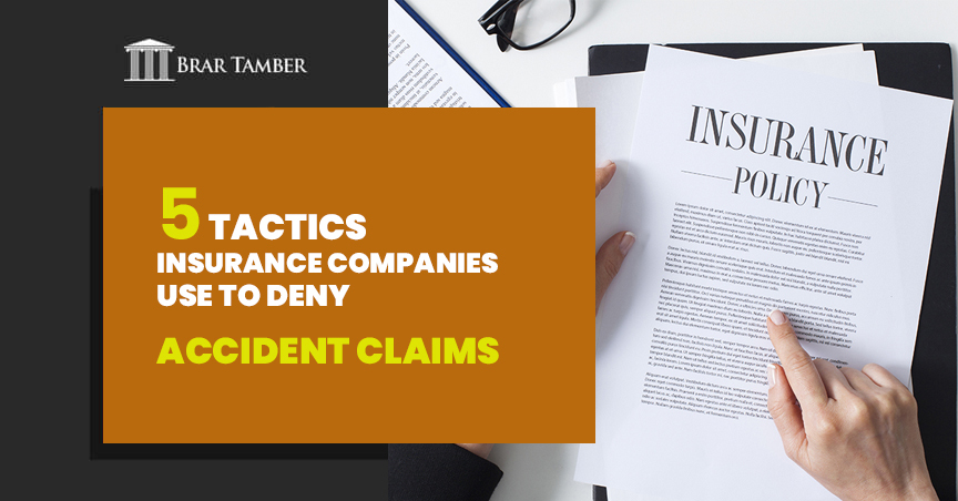 Deny accident claims