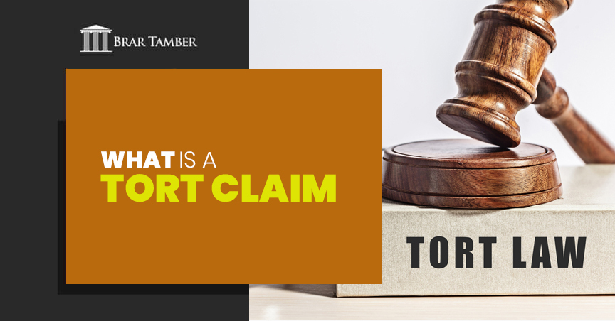 What Is a Tort Claim